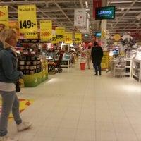 Photo taken at ICA MAXI Supermarket by Ola on 6/23/2012