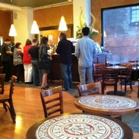 Photo taken at La Colombe Torrefaction by james on 6/7/2012