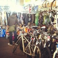 Photo taken at Freewheel Bike Shop by Soowan J. on 5/27/2012