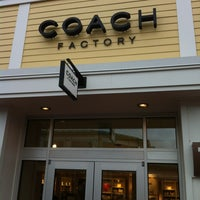 Photo taken at Coach Outlet by Kelly H. on 5/22/2012