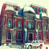 Photo taken at Renwick Gallery by John Zongmin Z. on 6/24/2012