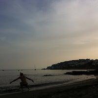Photo taken at Playa de Calabajío by Jose G. on 8/19/2012