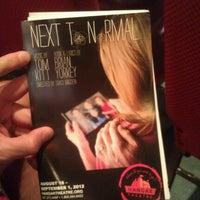 Photo taken at Hangar Theatre by jim B. on 8/22/2012