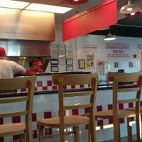 Photo taken at Five Guys by Nate S. on 7/8/2012