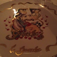 Photo taken at Le Gavroche by Aaron B. on 4/10/2012