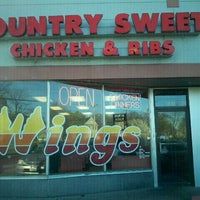 Photo taken at Country Sweet Chicken & Ribs by John M. on 4/4/2012