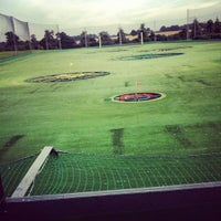 Photo taken at Topgolf Chigwell by Benny C. on 8/11/2012
