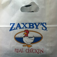 Photo taken at Zaxby's by Nikki B. on 8/13/2012