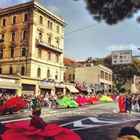 Photo taken at Sanremo by Eric M. on 3/26/2012