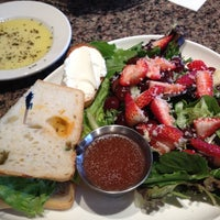 Photo taken at Baker's Crust by Camille B. on 2/24/2012