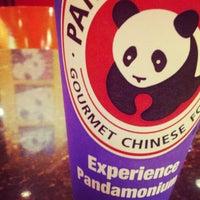 Photo taken at Panda Express by Ronald R. on 8/21/2012
