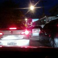 Photo taken at Avenida Hermes Fontes by Fernanda C. on 9/12/2012