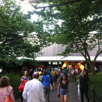 Photo taken at Delacorte Theater by John V. on 6/9/2012