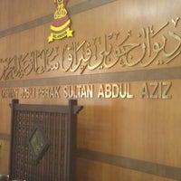 Photo taken at Dewan Jubli Perak Sultan Abdul Aziz Shah by Khairulnizam J. on 7/27/2012