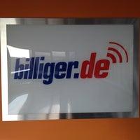 Photo taken at Billiger.de by Markus B. on 9/13/2012