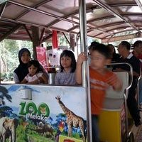 Photo taken at Zoo Melaka by Ahsan A. on 8/23/2012