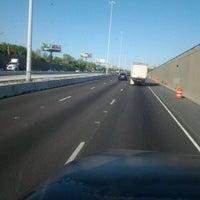 Photo taken at Stevenson Expressway (I-55) by Christopher B. on 4/23/2012