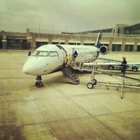 Photo taken at T.F. Green Airport (PVD) by Kris A. on 7/15/2012