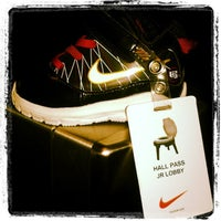 Photo taken at Nike - Mia Hamm Building by Molly M. on 8/17/2012