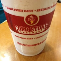 Photo taken at Cold Stone Creamery by MaryMary on 3/11/2012