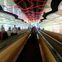 Photo taken at 'The Sky's The Limit' Underground Walkway by Jessica B. on 8/13/2012