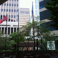 Photo taken at DoubleTree by Hilton Hotel Nashville Downtown by Traci M. on 7/8/2012