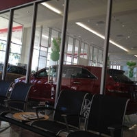 Photo taken at Toyota of South Florida by Rui T. on 3/15/2012