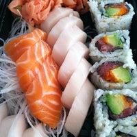 Photo taken at Yama Sushi by Ginger P. on 3/25/2012
