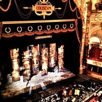 Photo taken at English National Opera at the London Coliseum by Cat T. on 7/12/2012