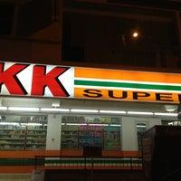 Photo taken at KK Supermart by Ian C. on 5/6/2012