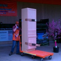 Photo taken at The Home Depot by Eric L. on 3/24/2012
