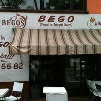Photo taken at Begos by Bernardo G. on 7/26/2012