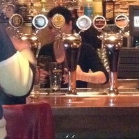 Photo taken at Gordon Biersch Brewery Restaurant by Richard F. on 2/25/2012