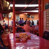 Photo taken at Los Tres Reyes - Barbacoa by J. Luis L. on 6/10/2012