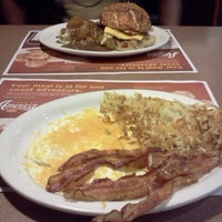 Photo taken at Denny's by Kimberlee C. on 7/4/2012