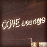 Photo taken at Cove Lounge by David G. on 8/26/2012
