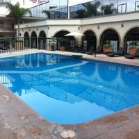 Photo taken at Malibu Hotel by CARLOS G. on 6/22/2012