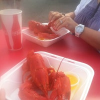 Photo taken at Great Inland Seafood Fest by Scott B. on 8/10/2012
