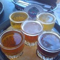 Photo taken at Coronado Brewing Company by Erica E. on 6/6/2012