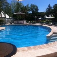 Photo taken at Hotel Las Lomas by Juan Carlos M. on 8/24/2012