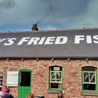 Photo taken at Beamish Museum by Dizet S. on 7/30/2012