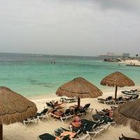 Photo taken at RIU Caribe by gabriela h. on 4/1/2012