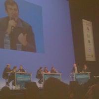 Photo taken at Salon des Entrepreneurs 2012 by RKD A. on 2/2/2012