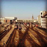 Photo taken at Wien Westbahnhof by austrianpsycho on 9/7/2012
