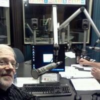 Photo taken at WUIS-FM Studios by Matthew P. on 4/23/2012