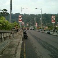 Photo taken at Jembatan Siti Nurbaya by Khasrul R. on 6/23/2012