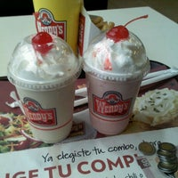 Photo taken at Wendy's by Edith S. on 2/3/2012