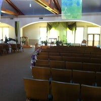 Photo taken at St John the Baptist Church by Charles N. on 7/7/2012
