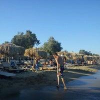 Photo taken at Punda Beach Club by Stathis C. on 7/3/2012