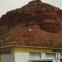 Photo taken at Kanab, UT by Mitch H. on 4/17/2012